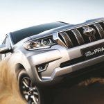 """Vén màn """"điểm sáng"""" Toyota Land Cruiser Prado 2021 vừa ra mắt"""