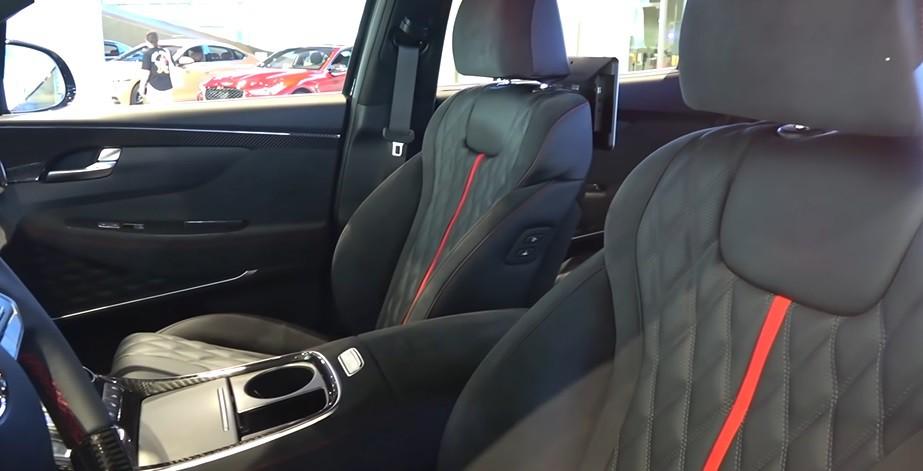 """""""Mặt gấu"""" Hyundai Santa Fe 2021 N Performance có gì đặc biệt?"""