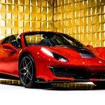 Ferrari 488 Pista Spider – siêu xe cũ đắt gấp đôi giá mua mới