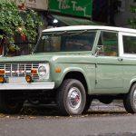 Chiêm ngưỡng xế cổ hàng hiếm hơn 50 tuổi Ford Bronco tại Việt Nam