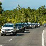 Ford Everest dẫn đầu doanh số phân khúc SUV hạng trung