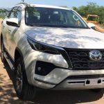 Toyota Fortuner 2020 lộ thông số trước ngày ra mắt tại Việt Nam