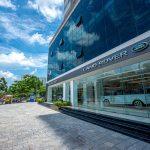 Jaguar Land Rover có thêm không gian trưng bày tại Việt Nam