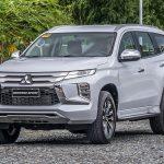 Mitsubishi Pajero Sport 2020 có mặt tại đại lý