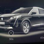 Peugeot 3008 bản nâng cấp sắp ra mắt
