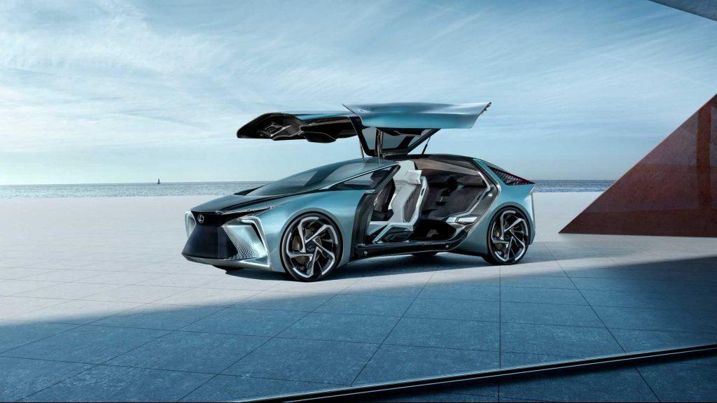 Lexus sắp ra mắt chiếc SUV điện mới với tên gọi bí ẩn chưa từng có