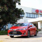 Toyota Corolla Altis ra mắt bản nâng cấp tại Việt Nam, giá rẻ hơn gần 30 triệu đồng