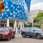 Toyota Corolla Cross chính thức chào thị trường Việt, giá từ 720 triệu đồng