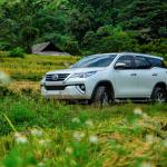 Ưu đãi hơn 100 triệu đồng khi mua Toyota Fortuner trong tháng 8