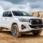Vén màn thú vị về chiếc Toyota Hilux 2020 sắp về Việt Nam