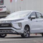 Mitsubishi Xpander nhập khẩu xả hàng