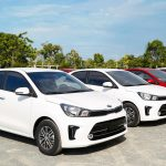 Thaco xuất khẩu Kia Soluto sang Myanmar