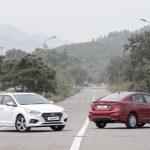 Tháng 10/2020, Hyundai Accent và Grand i10 tăng trưởng trở lại
