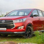 Rò rỉ thông số chiếc Toyota Innova mới sắp bán tại Việt Nam