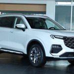 Chi tiết Ford Equator 2021 – đối thủ mới của Toyota Highlander