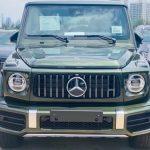 Chiêm ngưỡng Mercedes-AMG G63 2020 trong màu áo độc, lạ về Việt Nam
