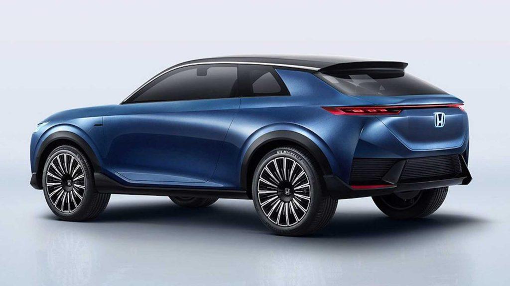 Honda trình làng mẫu thiết kế SUV chạy điện mới cực hot
