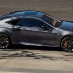 Vén màn điểm sáng chiếc Lexus RC Coupe 2021 vừa ra mắt