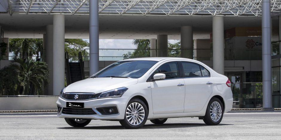 Ciaz vẫn được nhập khẩu nguyên chiếc, dù Suzuki hiện có nhà máy lắp ráp xe tại Đồng Nai.
