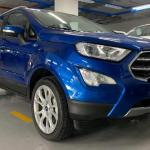 Những hình ảnh đầu tiên của Ford EcoSport 2020 tại đại lý