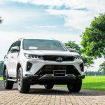 Toyota Fortuner 2020 chính thức ra mắt thị trường Việt, giá cao nhất 1,4 tỷ đồng