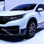 Honda CR-V PHEV chào hàng tại triển lãm ô tô Bắc Kinh