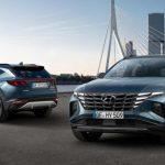 Hyundai Tucson thế hệ thứ 4 chính thức ra mắt
