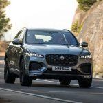 Jaguar F-Pace ra mắt phiên bản mới tại Anh quốc