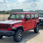 Jeep quay trở lại Việt Nam cùng Wrangler và Gladiator