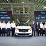 Thaco xuất xưởng Kia Seltos, tăng giá phiên bản Deluxe