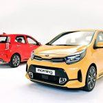 Lộ thông tin Kia Morning 2021 về Việt Nam cuối năm nay