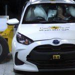 Toyota Yaris 2021 đạt tiêu chuẩn 5 sao Euro NCAP chuẩn mới