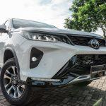 Toyota Fortuner 2020: tăng option, giảm giá bán