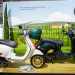 Vespa ra mắt Sprint và GTS phiên bản thể thao, giá từ 95 triệu đồng