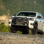 Toyota Hilux 2020: Bùng nổ với loạt công nghệ hàng đầu