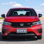 Honda Việt Nam bắt đầu chào bán City 2021