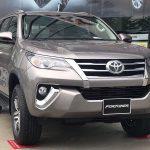 Toyota Fortuner 2019 giảm giá hơn 200 triệu đồng
