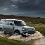 Lộ diện Land Rover Defender 2021 phiên bản tiết kiệm nhiên liệu
