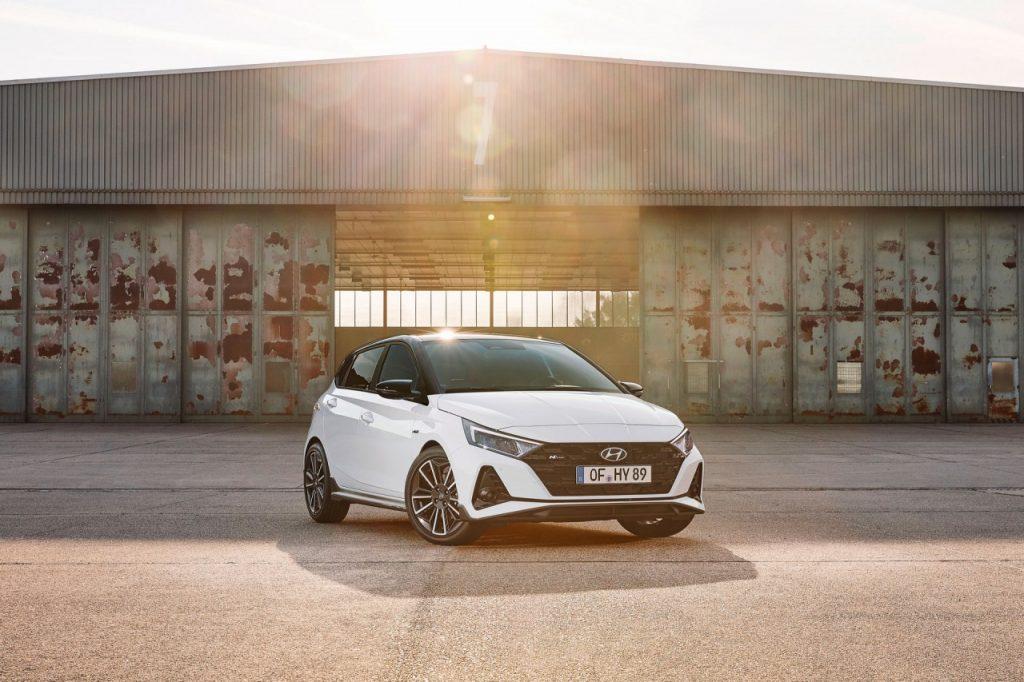 Lộ diện Hyundai i20 N Line 2021 phiên bản thể thao cực chất