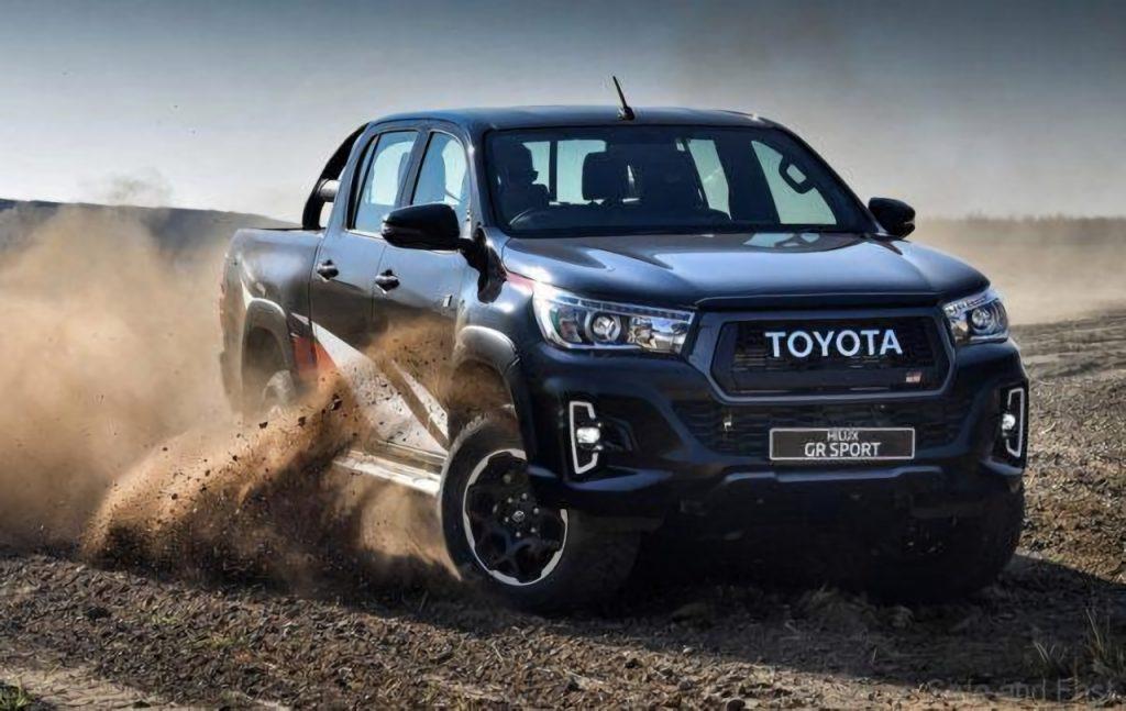 Toyota Hilux bản hiệu suất cao giá mềm hấp dẫn đối đầu với Ford Ranger Raptor