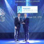 Piaggio Việt Nam được vinh danh tại Giải thưởng châu Á 2020