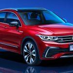 Volkswagen Tiguan X 2021 kiểu dáng thời thượng ra mắt với giá khoảng 866 triệu