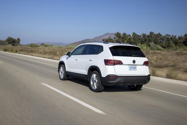 Khám phá chiếc SUV Volkswagen cỡ nhỏ mới cạnh tranh với Hyundai Tucson