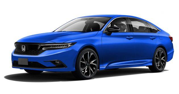 Bật bí những hình ảnh đầu tiên về chiếc Honda Civic 2022 thế hệ 11