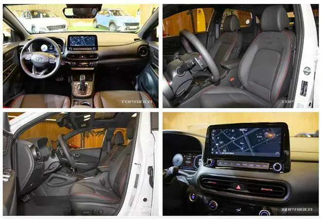 Lộ ảnh thực tế Hyundai Kona 2021 đấu KIA Seltos giá từ 410 triệu