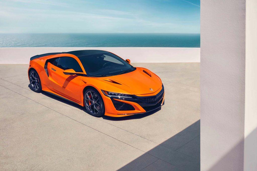 Honda ấp ủ chiếc SUV thể thao mới xứng tầm với Porsche 911 Turbo hay Lamborghini Huracan
