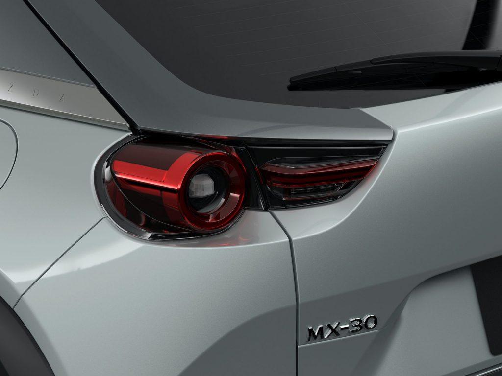 Mazda MX-30 được bổ sung phiên bản hybrid mới