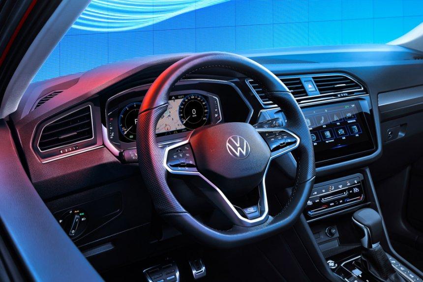 Volkswagen Tiguan X 2021 kiểu dáng thời thượng ra mắt giá khoảng 866 triệu