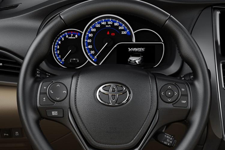 Toyota Yaris 2021 ra mắt tại Việt Nam với giá 668 triệu