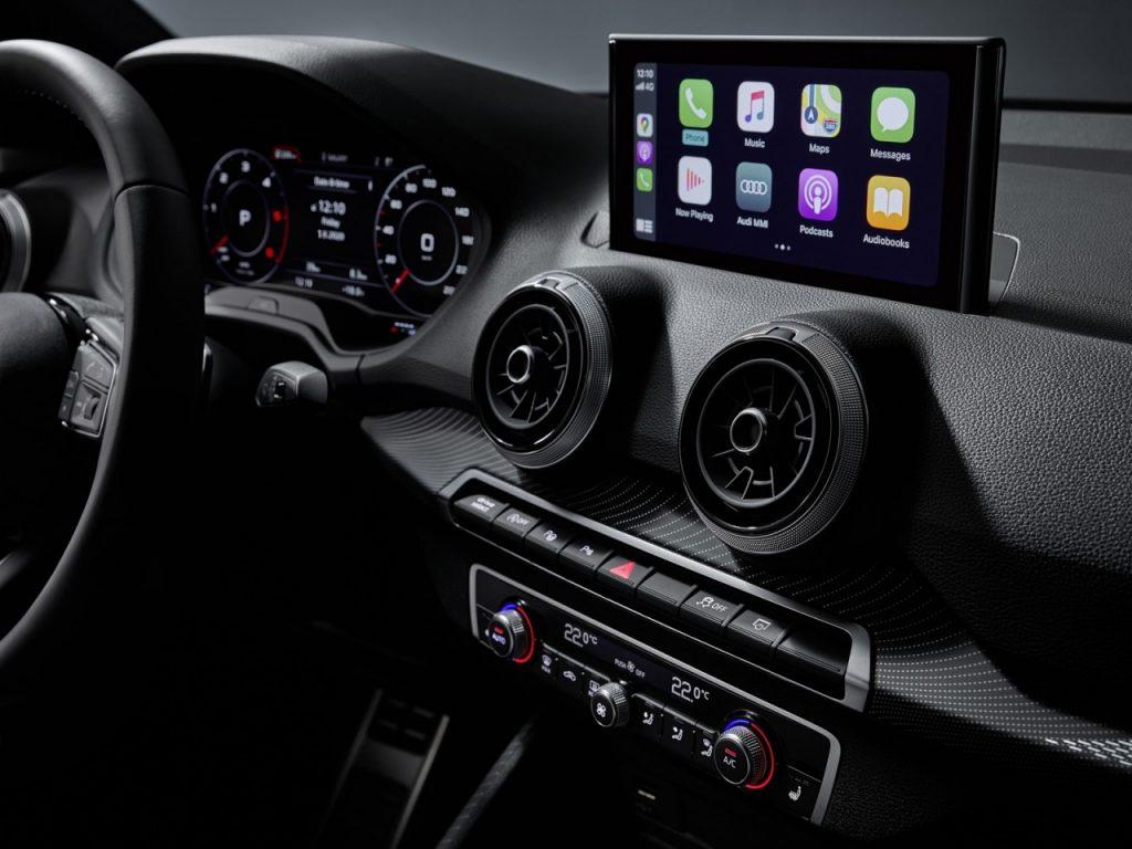 Audi Q2 2021 lộ diện cạnh tranh với BMW X2 và Mercedes-Benz GLA
